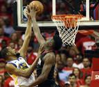 Los Rockets vuelven a ganar y dejan a los Warriors al borde del abismo