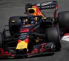 Pole para Ricciardo, Alonso 7º y Sainz 8º