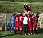 Vuelo directo del Avance Ezkabarte a Tercera División
