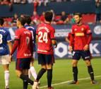 Osasuna solo piensa en la victoria para asegurar la promoción de ascenso