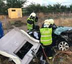 Muere un joven de Murchante en un accidente con 3 vehículos