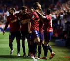 Osasuna gana al Lorca y se reengancha a la lucha por el 'play-off'