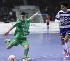El Osasuna Magna renueva por dos temporadas a Edu Sousa y Alex Llamas