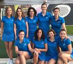 Club Tenis y MDM Pádel, campeones navarros de segunda categoría