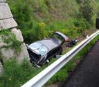 Un muerto y una herida crítica en un accidente de tráfico en Urritza