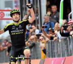 Mikel Nieve correrá el Tour en el Mitchelton Scott