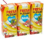 Mercadona retira un lote de bebida sin lactosa por tener trazas de proteína de leche