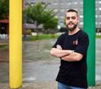 Víctor Arévalo cierra su etapa en el Osasuna Magna tras seis años en Pamplona