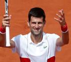 Djokovic se somete a la prueba del coronavirus tras el contagio de su entrenador