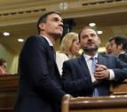 Comienza la segunda sesión del debate que hará presidente a Pedro Sánchez