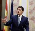 Rivera pregunta si Sánchez será leal a la Constitución o cederá a separatismo