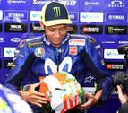 Rossi se niega a estrechar la mano a Marc Márquez en público