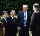 Trump confirma su reunión con Kim Jong-un el 12 de junio en Singapur