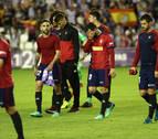 Osasuna fracasa en una temporada planificada para el ascenso