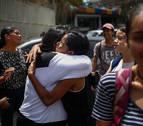 La libertad de nuevos opositores eleva a 79 las excarcelaciones en Venezuela