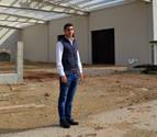 Bitartar, firma que trata los residuos del vino, se establece en Cárcar