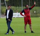 Diego Martínez tiene opciones de seguir en Osasuna la próxima temporada