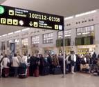 Hallan 705.000 euros en el equipaje de un pasajero en el aeropuerto de Málaga