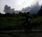 El volcán de Guatemala eleva a 115 los muertos y 332 los desaparecidos