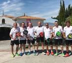 Club Tenis y Navarra Máster jugaron el Campeonato de España de Veteranos