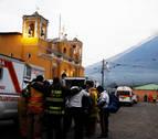 Aumenta a 72 la cifra de muertos por la erupción del Volcán de Fuego