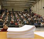 Las pruebas adaptadas de la EvAU se disparan en los últimos 5 años en Navarra