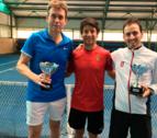 Alberto Sanz se impone en el Campeonato Navarro de Veteranos
