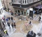 Una serie rodada en Bilbao recrea el terrorismo yihadista