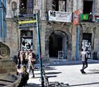 Barkos justifica aplazar el desalojo del gaztetxe por motivos de seguridad