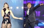 David Bisbal y Aitana pactan en Twitter cantar juntos en un concierto en Barcelona