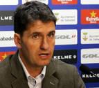 José Antonio Gordillo, entrenador del Nàstic: