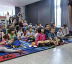 Una noche entre libros para fomentar la lectura en la Biblioteca de Navarra