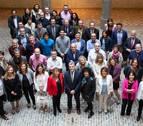 Juristas y gestores de toda España analizan en la UPNA la gestión universitaria