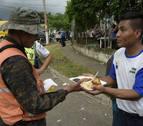 Casi un centenar de muertos por la erupción del Volcán de Fuego en Guatemala