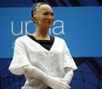 La robot humanoide más avanzada del mundo sorprende en la UPNA