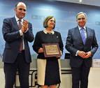 """Maite Garrido Lara, reconocida por la CEN: """"Todavía sigo haciendo las cuentas a mano"""""""