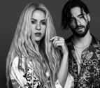 Shakira y Maluma lanzan el single 'Clandestino'