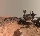 La NASA encuentra moléculas orgánicas en rocas de Marte