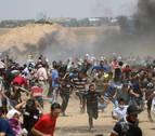 Tres muertos en Gaza en un aniversario marcado por la contención