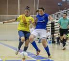 El Txantrea salva el partido con un empate contra el Femistport Palau