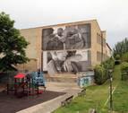 El arte transforma las calles de Tudela