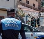 La mujer muerta en la explosión de Las Palmas había sido apuñalada antes