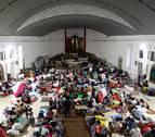 Guatemala mantiene suspendido el rescate por inestabilidad del volcán
