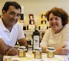 Mermelada de aceite con olivos de Cadreita y receta artesanal