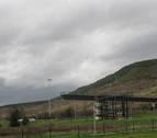 Lunes fresco y con chubascos para empezar la semana en Navarra