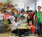El colegio de Villatuerta gana el concurso 'Somos científicos'