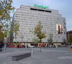 El Corte Inglés cerrará a partir del lunes su centro de Pamplona