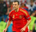 Carlos Marchena se une en Rusia al equipo técnico de la selección española