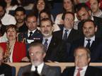 El Rey preside la inauguración del Congreso Internacional de Arquitectura en Pamplona