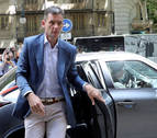 La Audiencia de Palma da cinco días a Urdangarin para ingresar en prisión